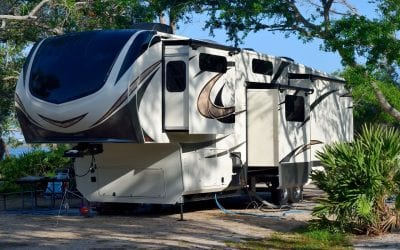 Going South for the Winter in an RV