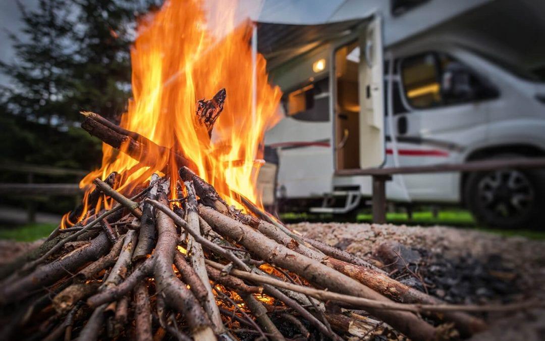 rv fireplace safety